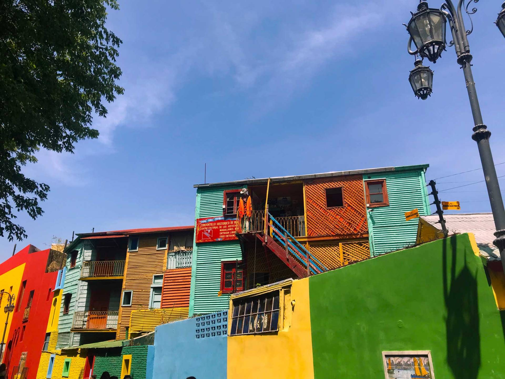 Things to do in Buenos Aires La Boca Caminito