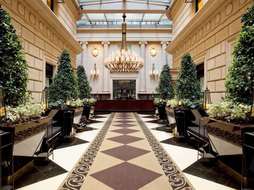 Buenos Aires Travel Tourist Guide Hotel