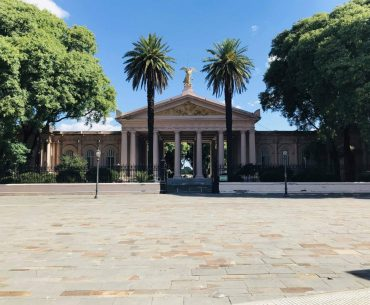 Cemetery Chacarita Recoleta Buenos Aires