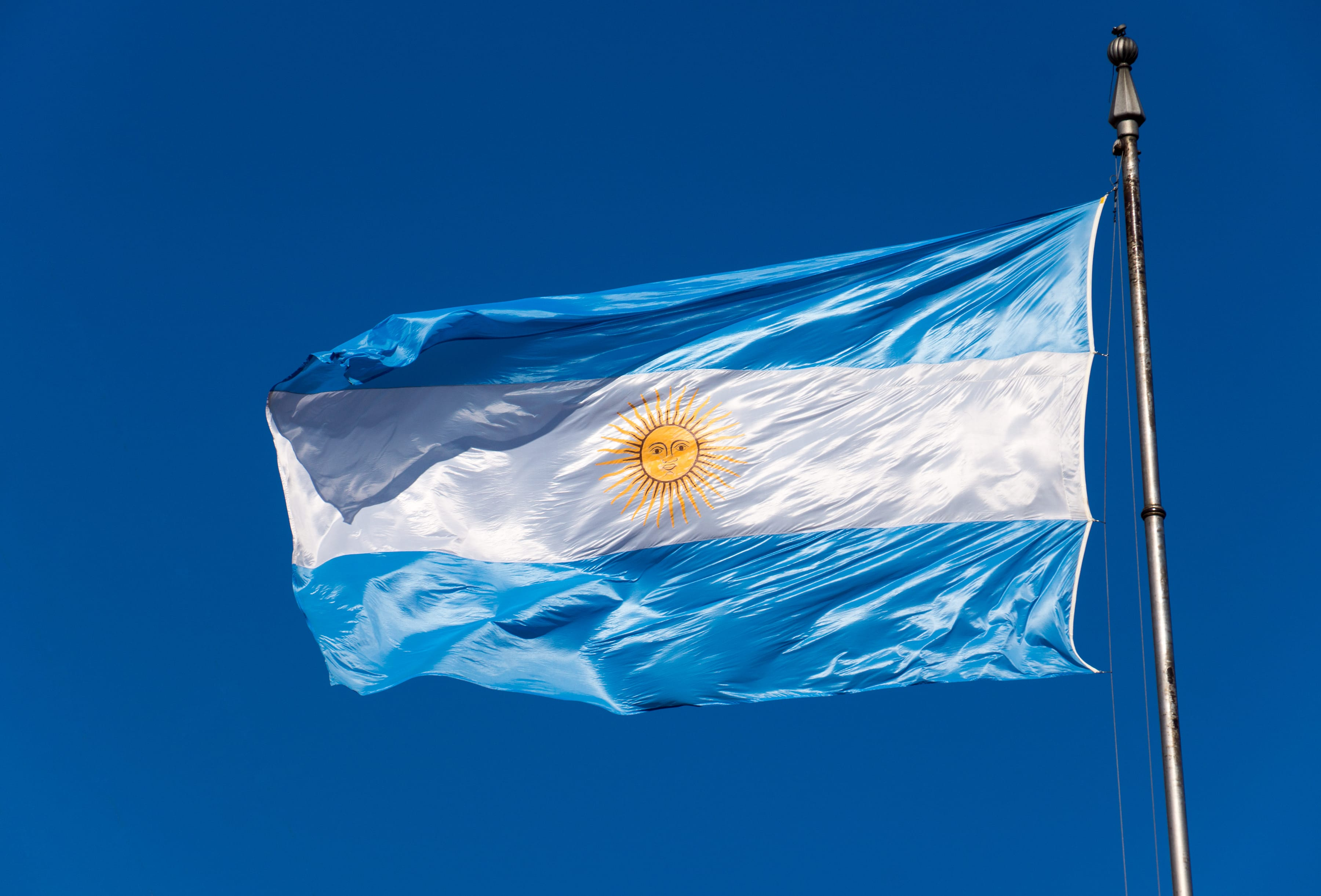 Presidential elections Argentina