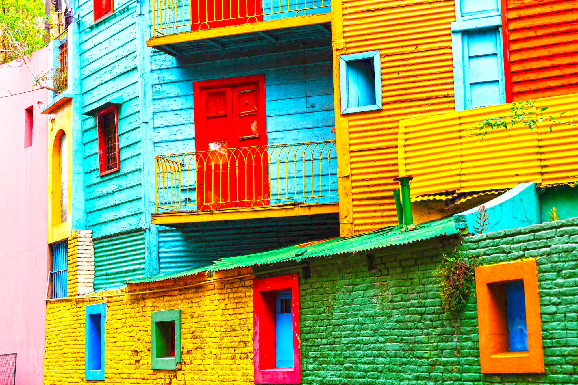 La-Boca-best-place-to-visit-in-Buenos-Aires