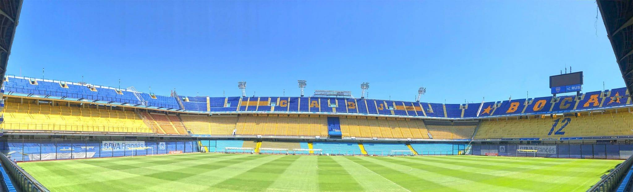 La Bombonera visit tour stadium