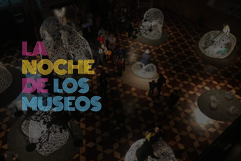 Night at the museum Buenos Aires