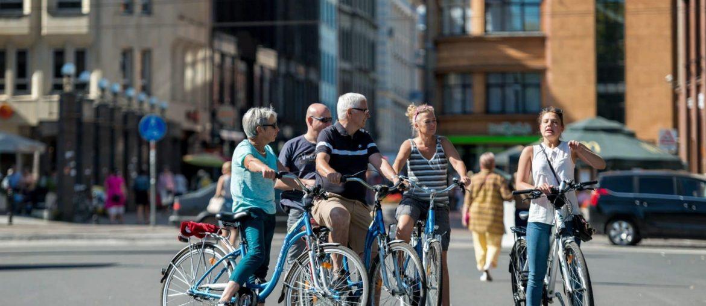 Bike tour Buenos Aires 2020