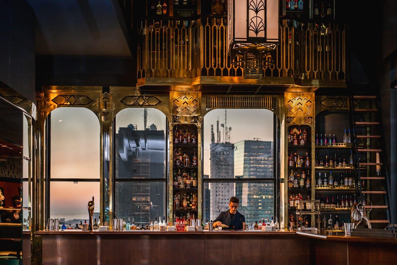 Trade sky bar Buenos Aires