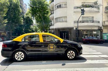 Taxi Buenos Aires