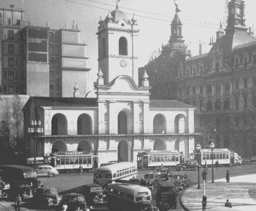 Buenos Aires in 1954 - Cabildo