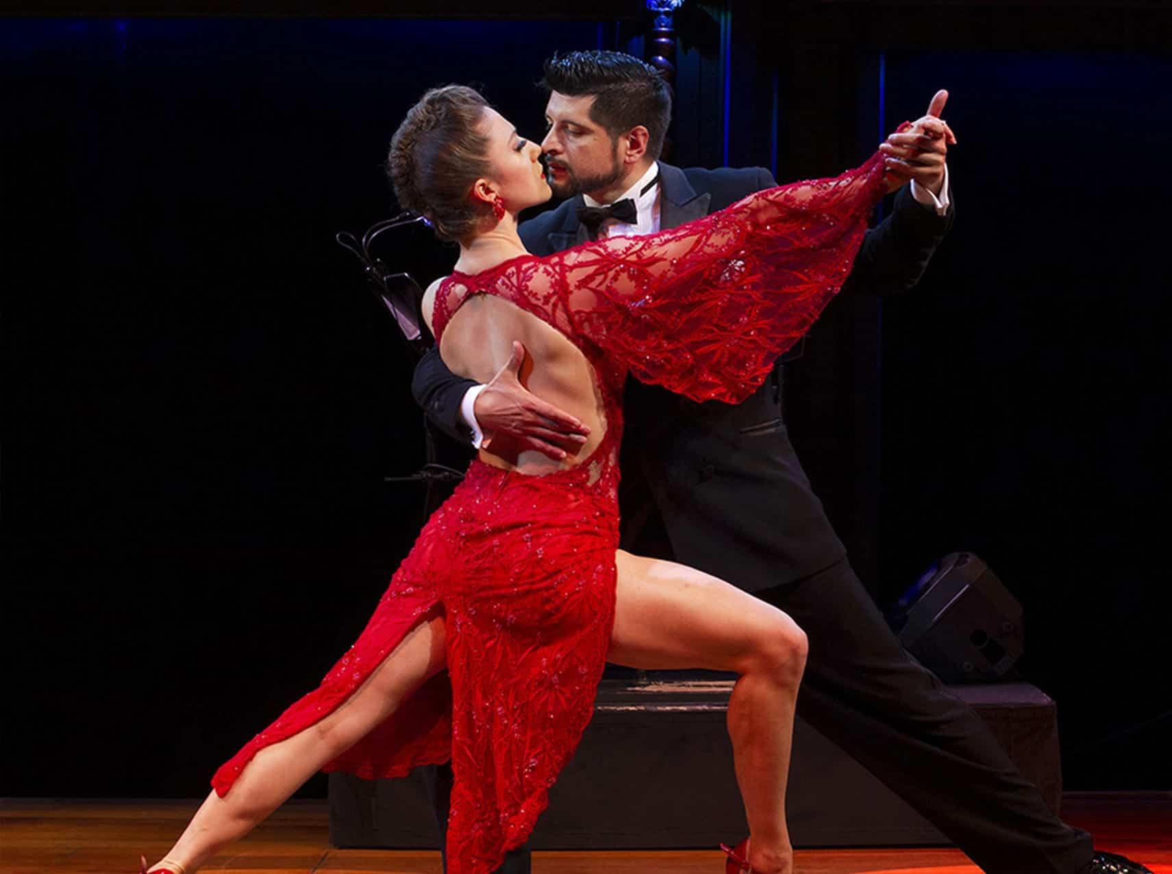 El Querandi tango show Microcentro