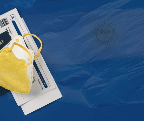 COVID-19 measures when traveling to Argentina